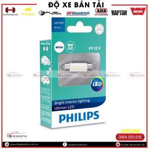 Bóng đèn SV8,6 Philips Ultinon LED cường độ cao