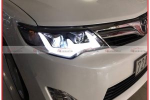 Độ đèn Toyota Camry, tăng sáng, mang lại giá trị thẩm mỹ cao