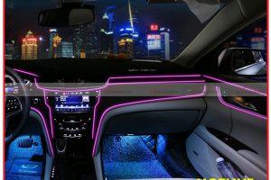 Độ đèn nội thất ô tô uy tín tại Hà Nội