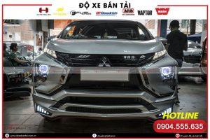 Các kiểu độ đèn xe Mitsubishi Xpander đẹp và sáng nhất