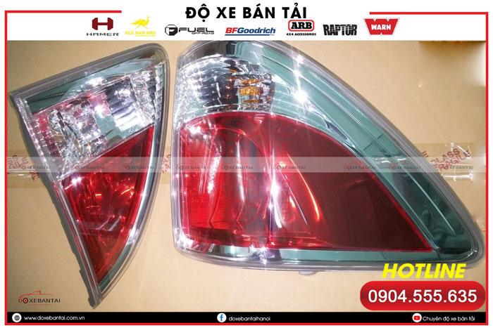 Độ đèn hậu xe Mazda BT50 và những công dụng hữu ích