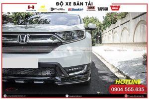 Độ đèn xe Honda CR-V – nâng cấp khả năng chiếu sáng cho xe
