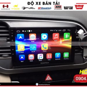 Tư vấn lắp đặt màn hình Android Roadtech cho các xe ô tô