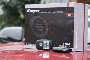 Tìm hiểu về chìa khóa thông minh ô tô Karpro