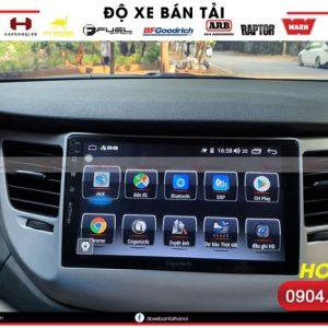Màn hình DVD android Cogamichi lắp đặt cho nhiều dòng xe