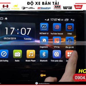 Màn hình DVD Android Cogamichi C860 cho các dòng xe ô tô