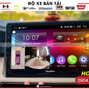 Đánh giá màn hình android OLED PRO X5 chính hãng