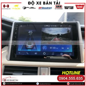 Màn hình Android Teyes – giải pháp giải trí cho xe hơi