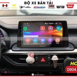 Màn hình Bravigo Android – nâng cấp trải nghiệm bên trong nội thất xe