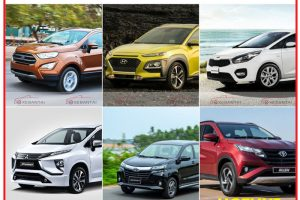 Gợi ý các mẫu xe ô tô gầm cao giá rẻ đáng mua hiện nay