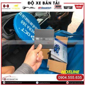Camera 360 DCT T1 – giải pháp an toàn cho xe ô tô