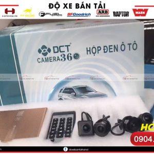 Tư vấn lắp đặt camera 360 DCT cho ô tô