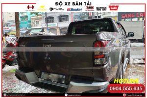 Đèn hậu xe Mitsubishi Triton – Cải thiện tầm nhìn hiệu quả
