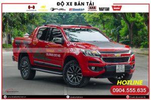 Những mẫu xe bán tải được yêu thích nhất tại thị trường Việt Nam