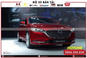 Đánh giá xe Mazda 6 mới nhất: thông số, động cơ, giá bán