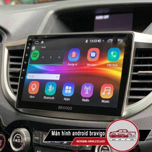 Màn hình Android ô tô thế hệ mới