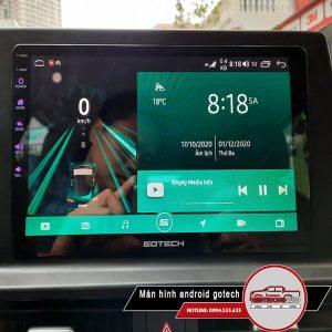 Màn hình android gotech GT8 – Thế hệ màn hình thông minh