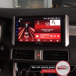 Màn hình Android Gotech GT6 New – Màn hình ô tô thông minh