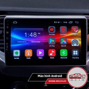 Màn hình Android cho xe Hyundai Accent thông minh chính hãng
