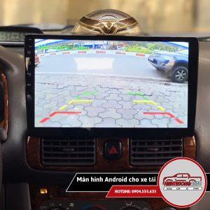 Màn hình Android cho xe tải nhiều tính năng giá rẻ