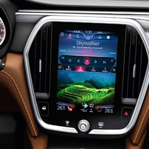 Màn hình Android cho xe Vinfast  Lux cao cấp nhất hiện nay