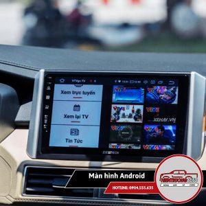 Màn hình Android cho xe Xpander giá tốt nhất hiện nay