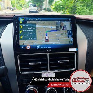 Màn hình Android cho xe Yaris giá tốt nhất hiện nay